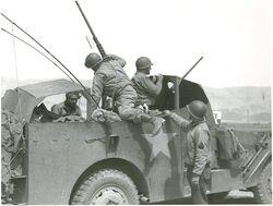 George S. Patton's M3A1 Scout Car, Circa 1943-44