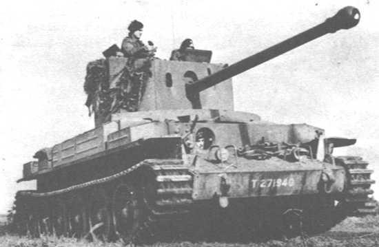 A30 Cruiser Tank Mk Ix Challenger World War Ii Wiki