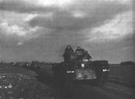 Tanks near geilenkirchen