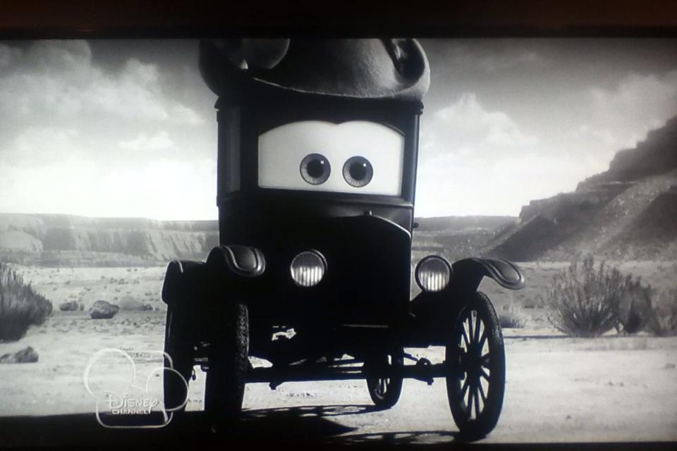 Cars Toons Time Travel Mater Full Episode