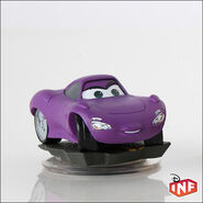 Disney infinity cars play set figure 02