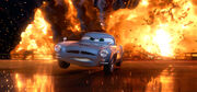 McMissile explosion Cars 2