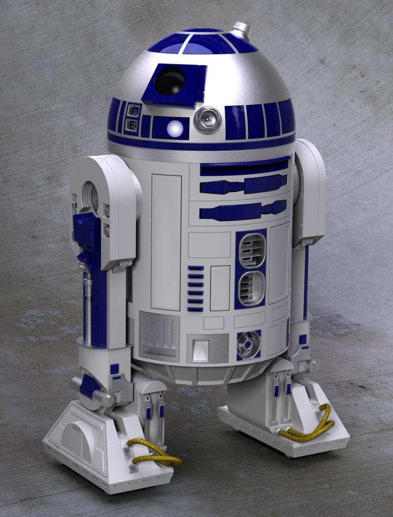 R2d2 R2-D2 | Heroes Wiki | ...