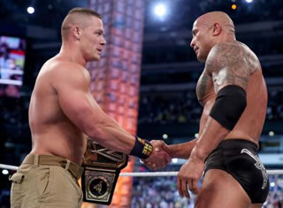 JohnCena new champ