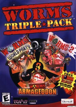 Worms Triple Pack Cover