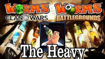 Worms Clan Wars Battlegrounds The Heavy