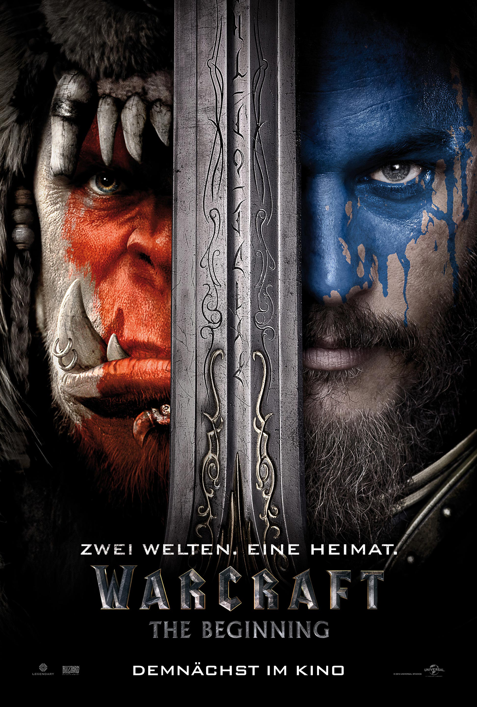 Warcraft Beginning