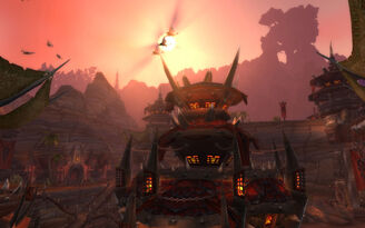 Cata orgrimmar evening 01.jpg