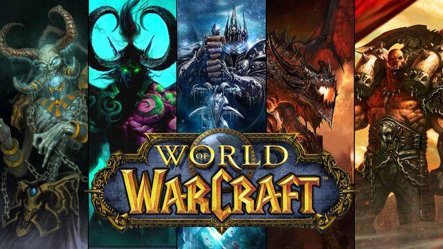 Datei:World of Warcraft Bosse Wallpaper.jpg