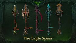 Eagle Spear Artefakt Preview