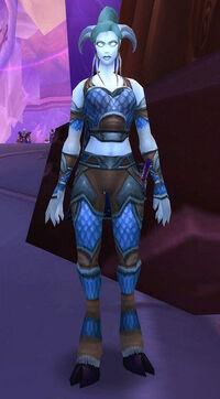 Master Sergeant Thelaana