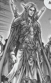 Manga Halduron