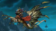 Sunreaver Dragonhawk Mount