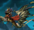 Sunreaver Dragonhawk (mount)
