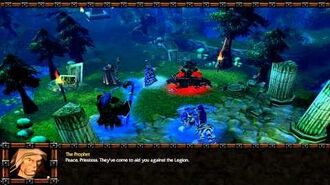 Warcraft 3- ROC – Interlude- The Last Gaurdian - Night Elf Campaign