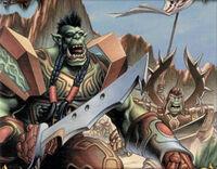 Warlord Goretooth TCG