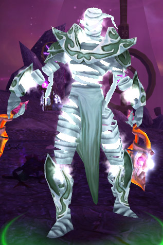 Flesh Handler Viridius