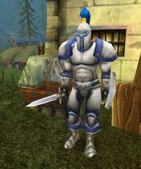 Alliance Footman