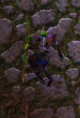 Injured Druid