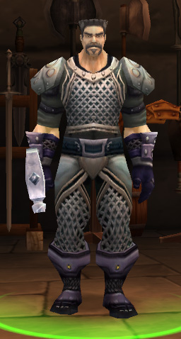 Quartermaster Hudson