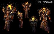 Tier 12 Paladin Armor
