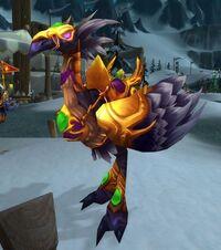 Stabled Sunreaver Hawkstrider