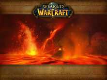Molten Core loading screen