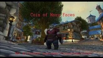 World of Warcraft - Coin of Many Faces 40+ transformations