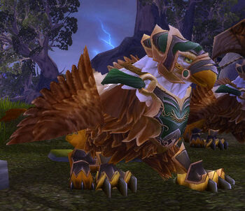 Earthen Ring Gryphon
