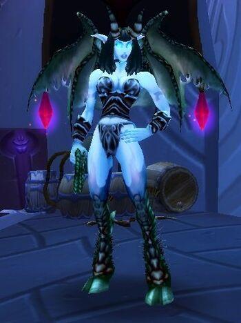 Spiteful Temptress