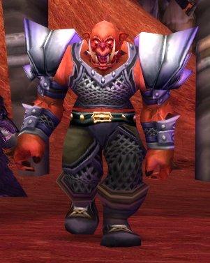 Worg Master Kruush