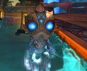 Shu the Water Spirit