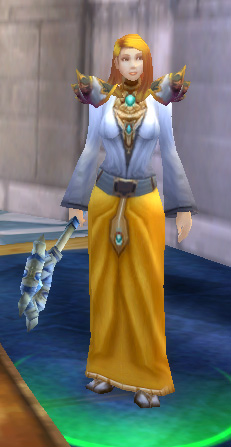 High Priestess Laurena