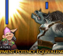 Equipment Potency EquivalencE Number