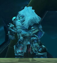Rotting Frost Giant