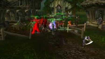 Tdoe raid to Tarren Mill