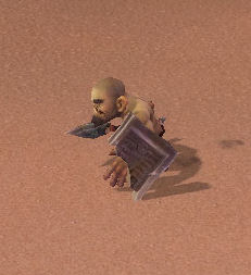 Sand Pygmy