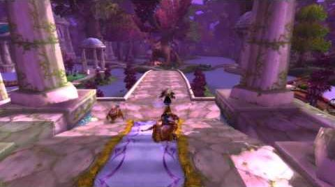 """Worgen """"Running Wild"""" Mount - World of Warcraft Cataclysm"""