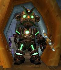 Gearmaster Mechazod
