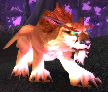 Grovestalker Lynx