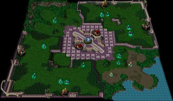photo store Карта Warcraft Создать Героя download