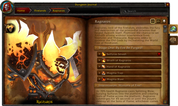 Dungeon Journal-Firelands-Ragnaros-4 2 0 14313