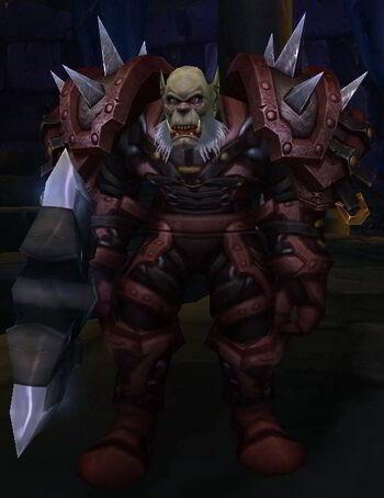 Captain Bragor Bloodfist