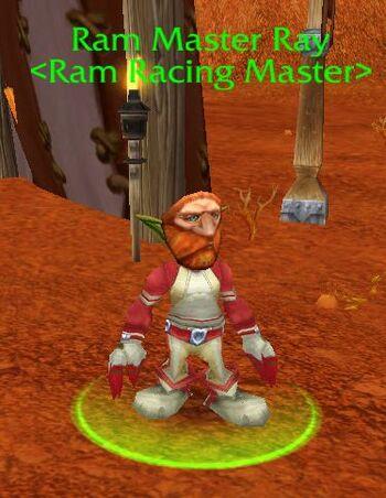 Ram Master Ray
