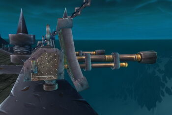 Horde Gunship Cannon