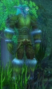 Severed Druid