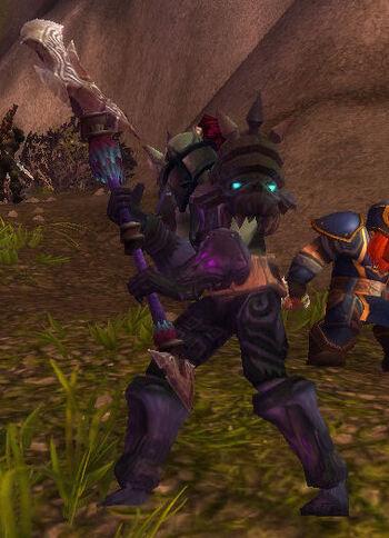 Twilight Spearwarder