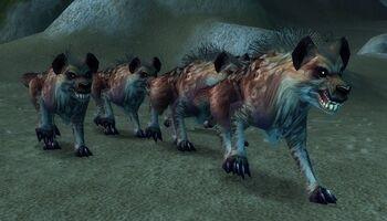 Bonepaw Hyena