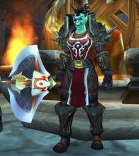 Conqueror Krenna