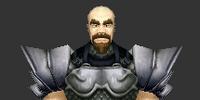 Doom Touched Warrior